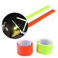 Reflective Snap Bracelet For Running Jogging Cycling Promotion