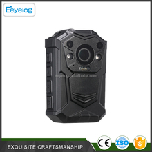2016 Newest 32 Megapixels Image Night Vision 1296P Super HD Waterproof Built-in GPS Evidence Capture Body Worn Video Camera