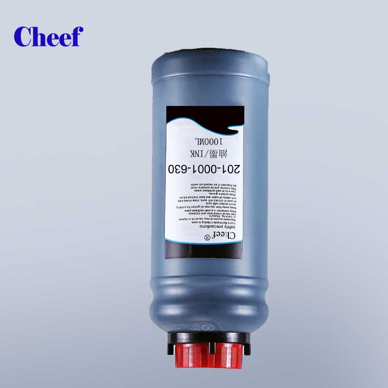 Compatible cij Ink 201-0001-630 for willett inkjet coding printer