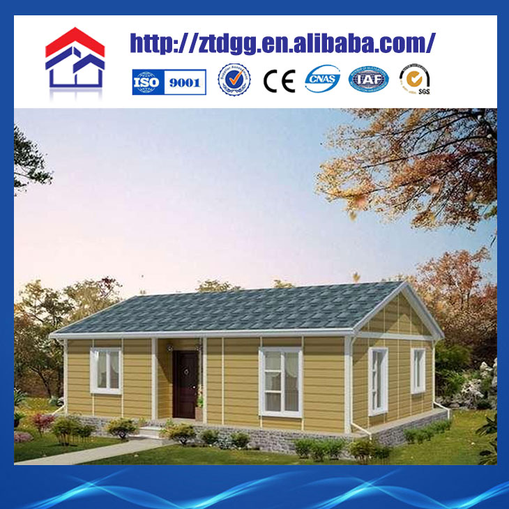 Best selling prefab japanese houses from China manufacturer