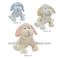 Hot selling New design baby beach plush dog toys