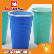 Elegant super quality led flashing plastic cup