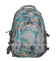 Specialised color life laptop backpack computer bags