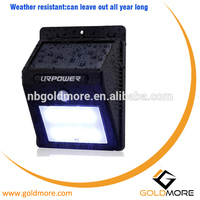 High Quality Easy Install Pathway Garden Safety solar led motion sensor light
