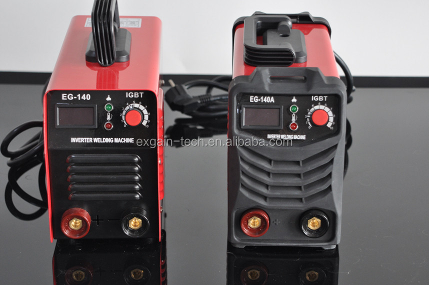 DC Inverter IGBT 140amp MMA Welder ARC Welding Sets