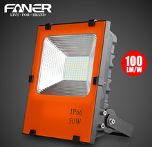 Newest design hign lumen smd led flood light 50w led flood light