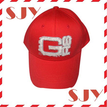 Wholesale latest design Brushed Cotton Baseball sun cap