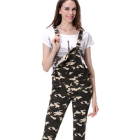 2015 Women Jeans Latest Jeans Long Women Camouflage Clothing