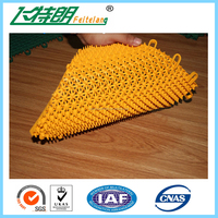 PP Interlocking Sports floor tiles Basketball Flooring