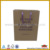 High Quality Paper Bag Manufacturer Wholesale Recycled Kraft Brown paper carry bag handle packaging bag