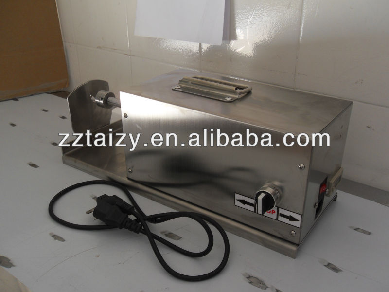 Electrical potato cutting machine/spiral cutter with factory supply