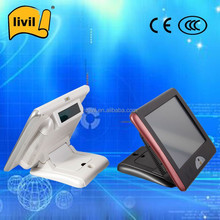 Touch screen electronic ticket machine / cash register with all certificates