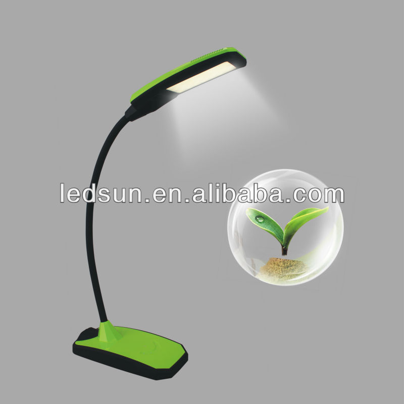 LED desk lamp with dimmer,dimmable led table stand light