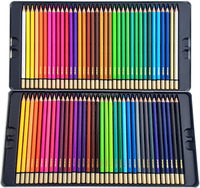 Wonderful Multi Color Water Solubility 72 Water Colour Pencil
