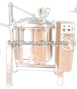 Steam pressure cooker
