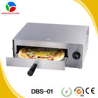 Hot sale Deck Electric Pizza Baking Oven Type and Pizza Usage Electric pizza oven