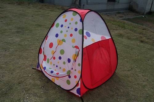 childrens pop up tent