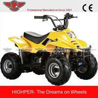 2014 Chinese 125cc gas powered ATV for cheap sale (ATV001)