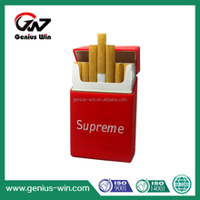 Customized logo high Quality durable silicone cigarette box