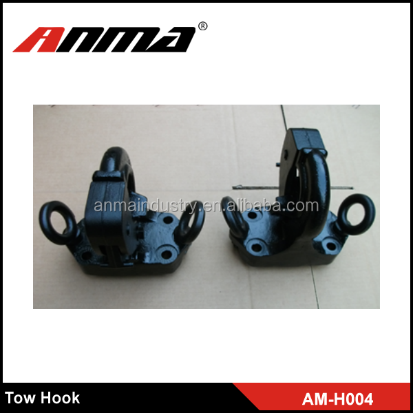 Mirror polish 4x4 vehicles China Manufacturer toyota tow hook