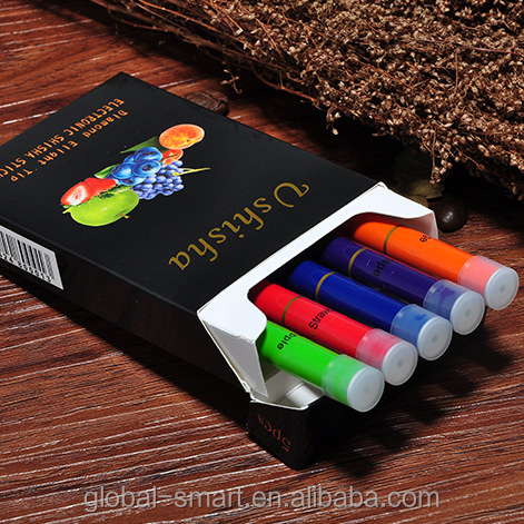 Promotional cheap price e shisha vapor pen 500 puffs e cigarette hookah with high quality