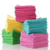 china wholesale warp knitted car cleaning products/microfiber towel for car