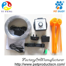Underground Electric Dog Fence A200 2 Shock Collars Waterproof Hidden System