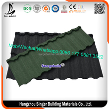 Galvanized Zinc Stone Coated Roof Sheets per Sheet, Cheap Imitation Roof Tiles