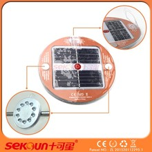 Waterproof inflatable solar lantern, operated by 1000mAh lithium battery