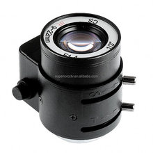 1.3 MP 9-22mm webcam zoom lens F1.6 Auto iris dc CS mount Manual Focus Lens pan focus Lens for ip camera