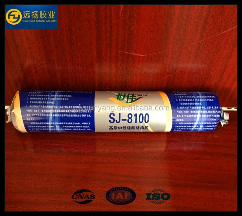 Gp Silicone Sealant With High Quality For Building Materials