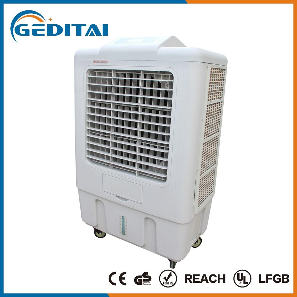 Industrial Swamp Cooler : Industrial outdoor portable evaporative water air cooler