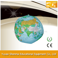 Inflatable earth globe supplier fom china custom inflatable world globe