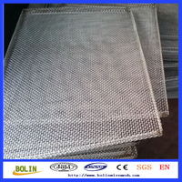 stainless steel bbq wire mesh / mesh shelves / bbq grill (free sample)