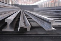 largest steel rail iron railway supplier ,rail profile in best price