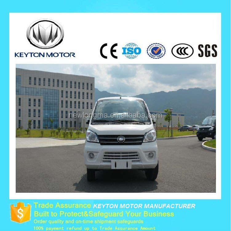 MPV/BUS/VAN with high quality and strength body