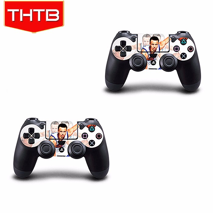 Wholesale Stephen Curry skin sticker for ps4 sony playstation 4 decal