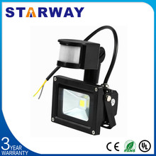 Waterproof Flood LED Light 50W PIR Motion Sensor