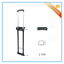 Jiaxing professional makeup trolley case metal trolley handle