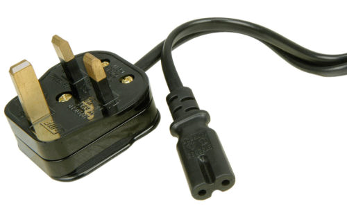 IEC European Approved Power Cord