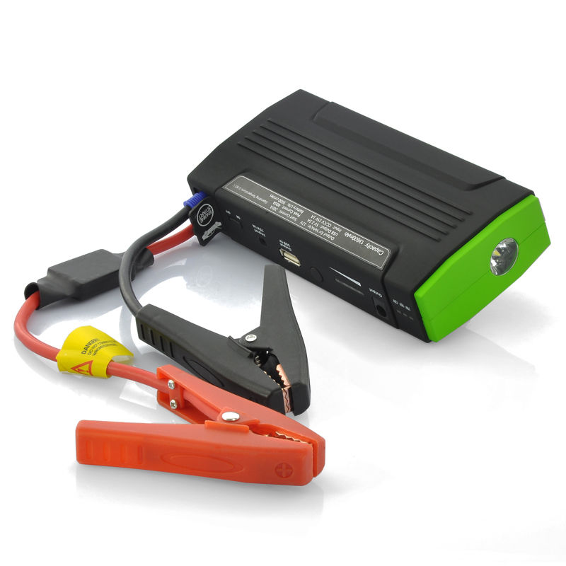 car battery charger device, power bank 13600mah for smart phone, computer, and all kinds of car electronics