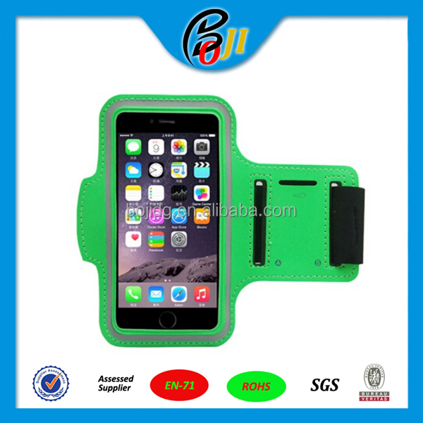 2015 Customs universal 5.5inch Mesh design breathable Jogging Sports smartphone armband for iphone 6 plus Note 4 Note 5