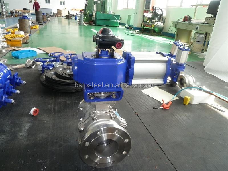 Metal To Metal Seated Floating Ball Valve For Wenzhou Manufacturing