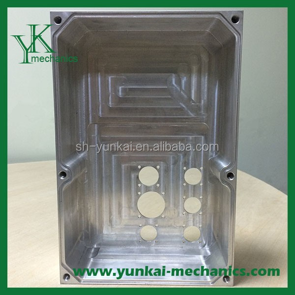 High quality custom made boxes aluminum cnc machining custom made boxes