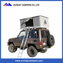 Solar camping tent roof cheaper big suv car roof tent camping for sale