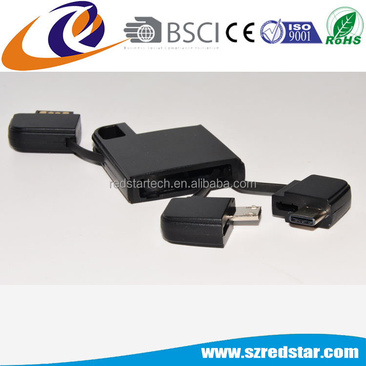 Plastic Multi Type C Cable for Android