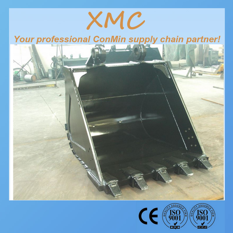 Coral Rock/Coal Bucket for excavator