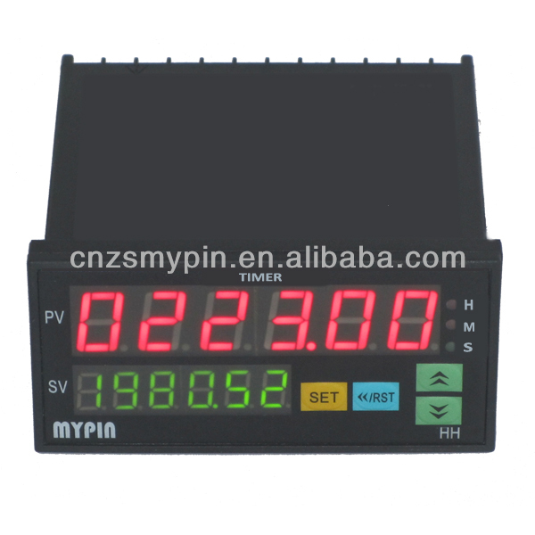 HH series Electronic counter Delay time relay counter