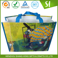 laminated pp woven bag/pp shopping bag/shopping bag vietnam