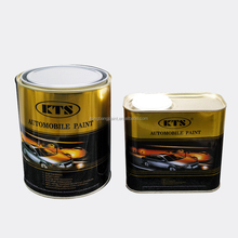 automotive refnish coatings